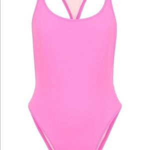 RE/ Done swimsuit